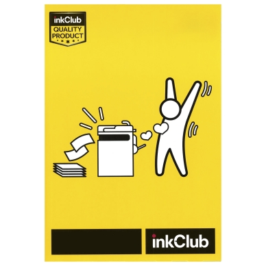 inkClub OH-film til laserprintere, 20 ark dobbeltsidigt A4 PS4OH Modsvarer: N/A