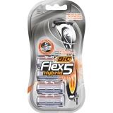 BIC Flex 5 Hybrid Barberhøvel