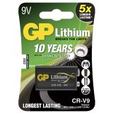 GP CRV9SD-2U1 9V Lithium