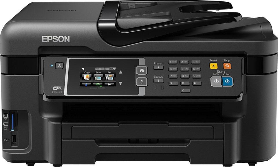 EPSON — Workforce WF-3620DWF