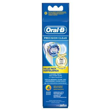 Oral-B Oral-B Precision Clean 4-pack