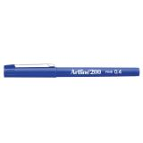 Artline EK-200 Writing blå