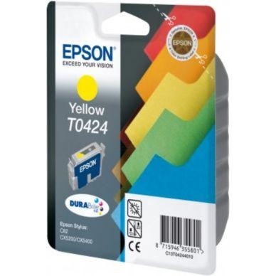 EPSON Mustepatruuna keltainen 16ml