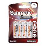 SL AA FR6 U4 1,5V Lithium
