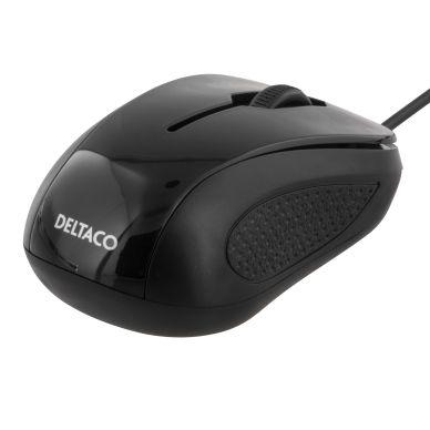 deltaco-deltaco-optisk-mini-mus-2-knapper-med-scroll-usb