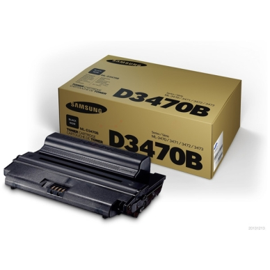 Samsung ML-D3470B Toner Black – Lasertoner Sort