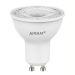 Airam LED 6,5W/827 GU10 PAR16 DIM