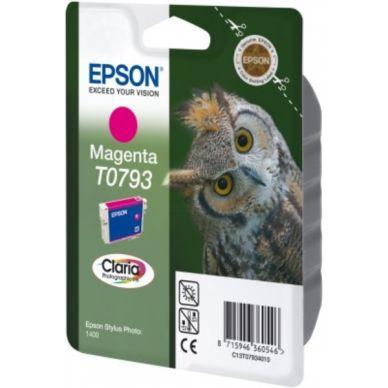 EPSON Mustepatruuna magenta 11ml