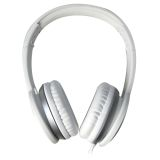 Maxell MXH-HP201 SUPER STYLE HEADPHONE WHITE