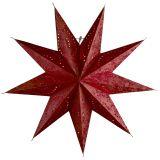 Airam adventsstjärna 62 cm,  9 uddar