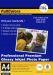 Premium glossy fotopapir 270g A4 20-pack