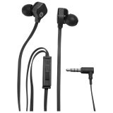 HP H2310 In Ear Headset, svart