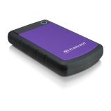 "Transcend 2,5"" ulkoinen kovalevy, 2TB USB 3.0, violetti"