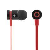 Streetz in-ear hörlurar med mikrofon, svarsknapp