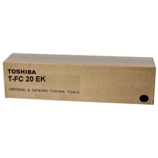 Pris på TOSHIBA Tonerkassett svart 20.300 sider 6AJ00000066 Tilsvarer: N/A