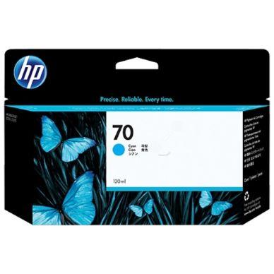HP Mustepatruuna cyan Vivera Nro70, 130 ml