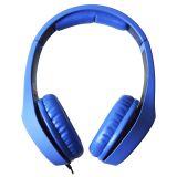 Maxell MXH-HP500 PLAY HEADPHONE BLUE