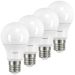 Airam LED Normal E27, 6W 4-pack