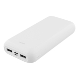 DELTACO 20 000 mAh Powerbank, USB-C