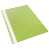 Tilbudsmappe Esselte u. lomme A4 grøn
