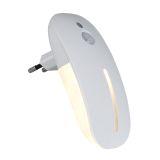 LED nattlampa med skymnings- och rörelsesensor, 1,8W