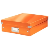 Sorteringsboks Click&Store M WOW Oransje