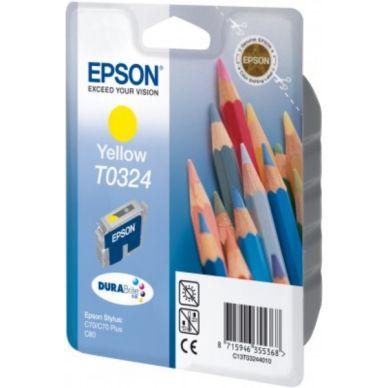 Blekk til EPSON T0324