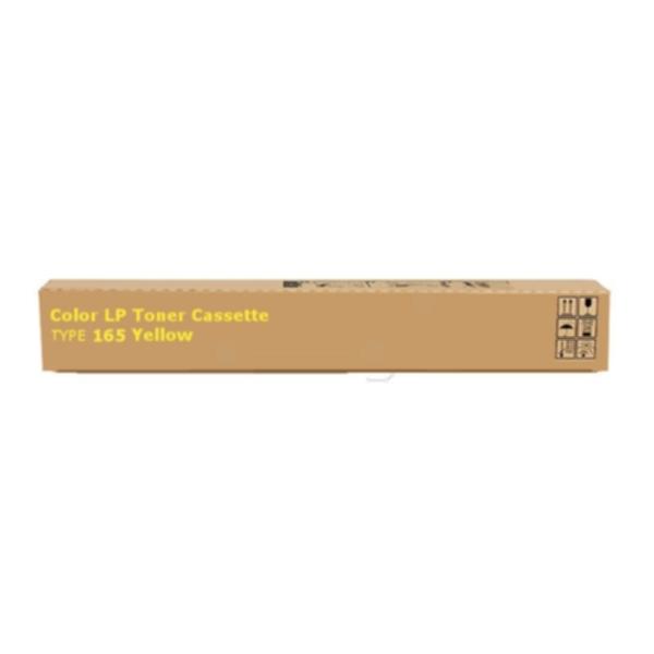 Pris på Ricoh Tonerkassett gul 6.000 sider høy kapasitet 402447 Tilsvarer: N/A
