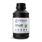 PrimaCreator Value UV / DLP Resin - 500 ml - Grön Transp