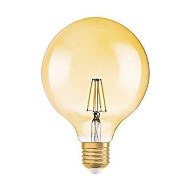 OSRAM Osram Vintage 1906 LED Globe 51 FIL Guld 4058075809406 Motsvarar: N/A