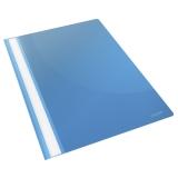 Offertmapp Esselte Vivida u ficka A4 blå
