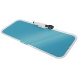Leitz Cosy skrivebordsblok i glas Blå