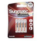 SL AAA FR03 U4 1,5V Lithium