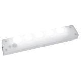 LED Garderobslampa, rörelsesensor, batteridrift