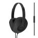 Koss hodetelefoner UR23iK On-Ear one touch mic, svart