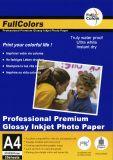 Premium glossy fotopapper 270g A4 20-pack
