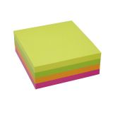 Notes Stick n Notes 76x76mm flerfarvet