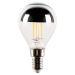 Airam LED Toppforspeilet kronepære 2W E14