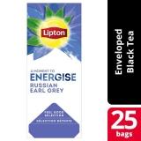 Te LIPTON påse Russian Earl Grey 25/FP