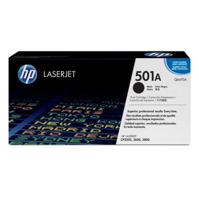 HP Värikasetti musta