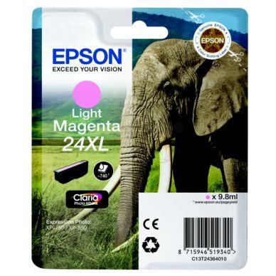 EPSON Mustepatruuna vaalea magenta, 740 sivua, high yield