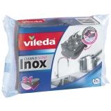 Erikoispuhdistussieni Inox Clean&Protect, 2-pakkaus