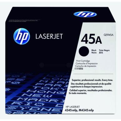 HP Värikasetti musta 18000 sivua