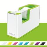 Tejpdispenser Leitz WOW  grön