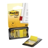 Index Post-it 680-5 geel