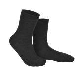 Naisten sukat, harmaa, 39-42, 3-pakkaus