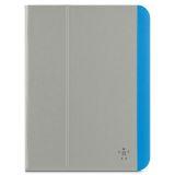 Belkin iPad Air/ Ipad Air 2 Slime Style Cover, Grey/Blue