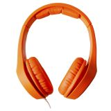 Maxell MXH-HP500 PLAY HEADPHONE Oranssi