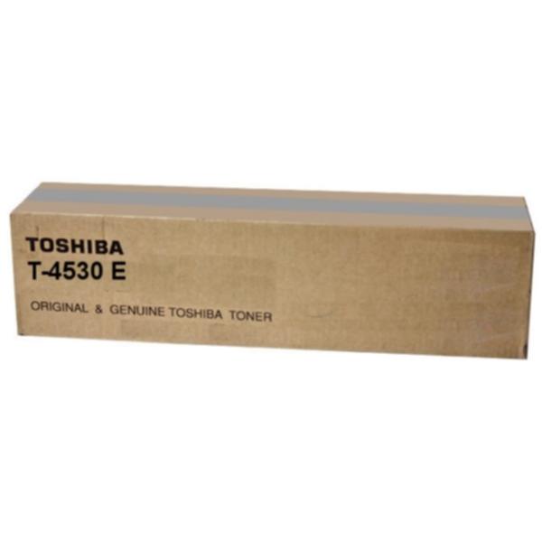 Pris på TOSHIBA Tonerkassett svart 30.000 sider 6AJ00000055 Tilsvarer: N/A