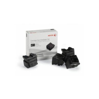 XEROX Colorstix musta 4-pakkaus 8.600sivua
